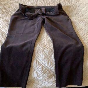 New velvet pants 38/30, Perry Ellis